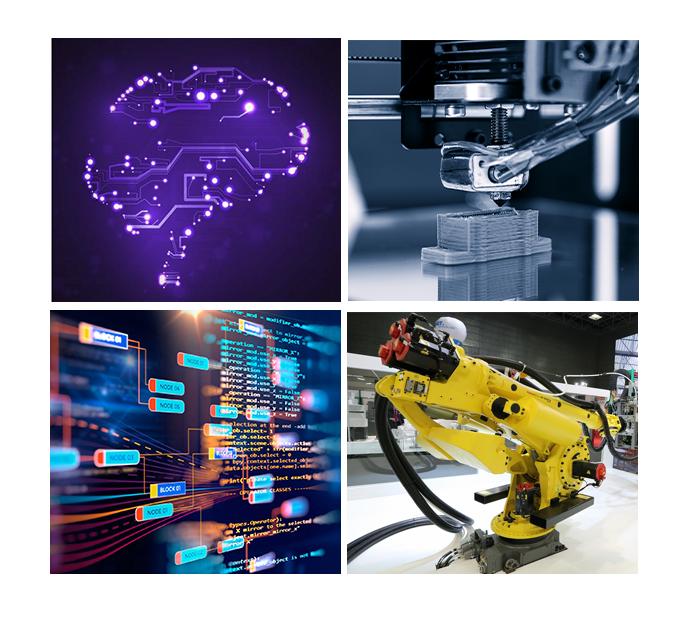 BigData, Innovación, industria4.0 y inteligencia artificial.