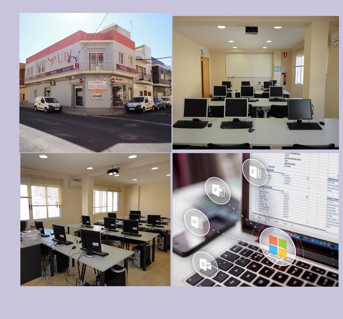 Cursos propios de informática en L'Alcudia 2019