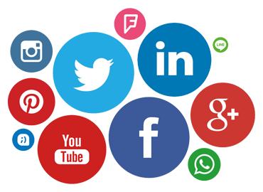 Creación redes sociales