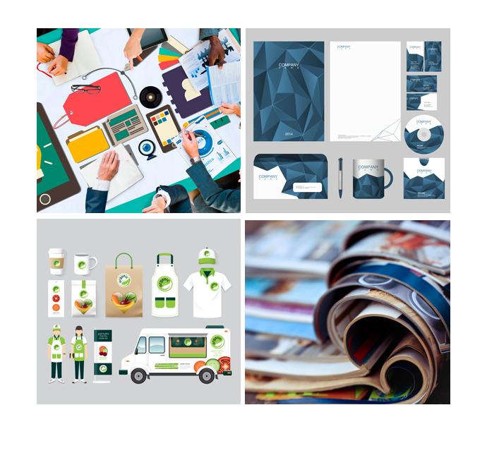 Diseño gráfico profesional en Apunts