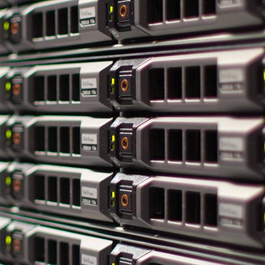 Servicios de instalación de servidores
