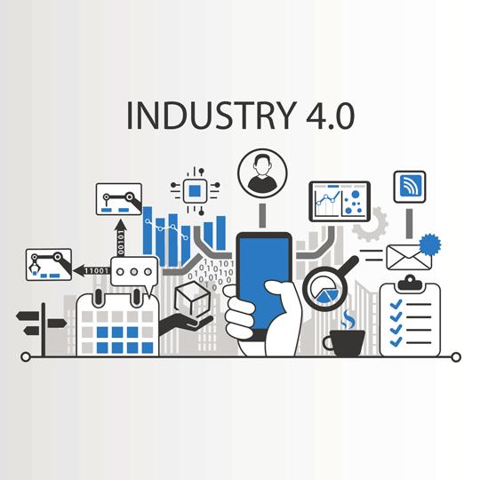 Servicios de programación en la industria 4.0