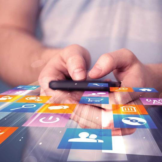 Servicios de programación en diferentes tipo de aplicaciones