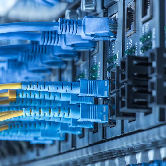 Servicios redes informáticas